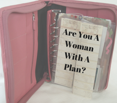 Are You A Woman With A Plan-